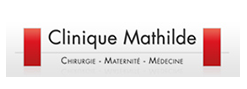 Logo Clinique Mathilde